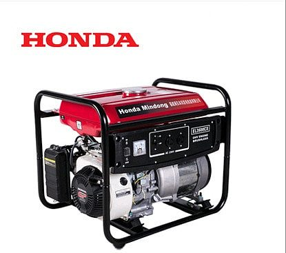 Original HONDA Honda EL3600CX 3kW gasoline generator set, small household flood control and disaster relief generator