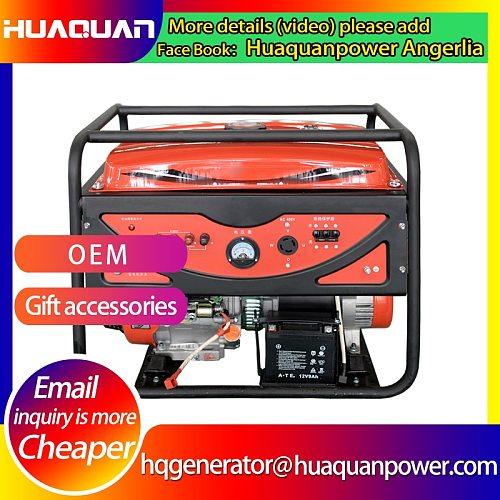 5kw 1000watt mini all in one gasoline generator