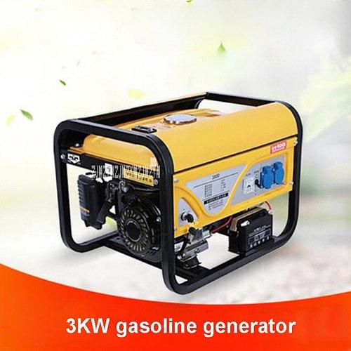 DH3800-XV 3KW Gasoline Generator  Small Household Camping Power Generation Equipment Single Phase Gasoline Engine 110V/220V/380V