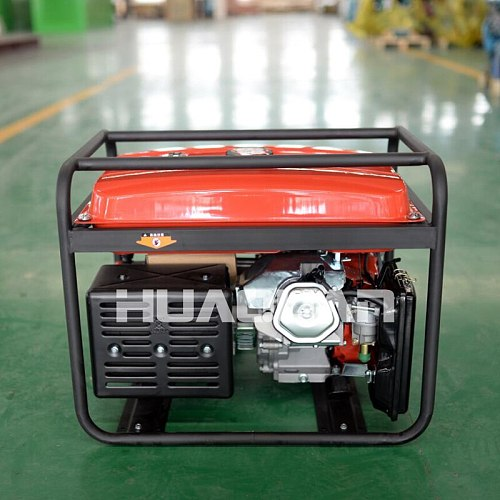 5kw open type portable generator gasoline type for house use