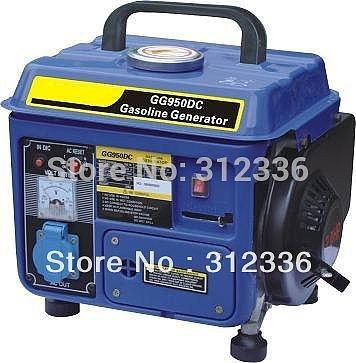 gasoline generator portable 750W 550VA  650 950 1000 1200 1150