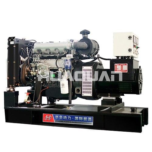 weichai power 30kw fuel less diesel engine generator price