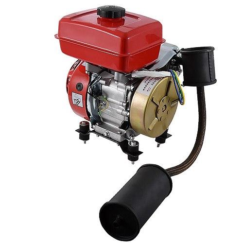 New Double-silencer 3000r/min 5000W Gasoline Generator Range Extender Process Controller For 48V/60V/72V Electric Motor Vehicle