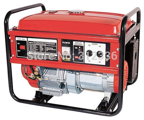 Fast shipping unit price portable generator 1500 1.5kw 168F  GX160 Recoil starting OHV 5.5hp  single phase 220V 50Hz
