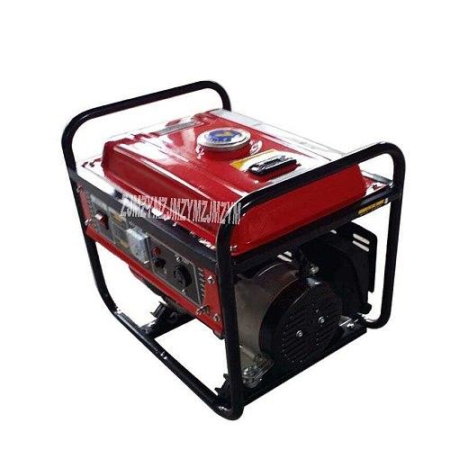 ZM1900CX 7L 1kW Gasoline Generator Set 4-stroke 154F Air-cooled Gasoline Engine Portable Home Gasoline Generator 220V 3600r/min