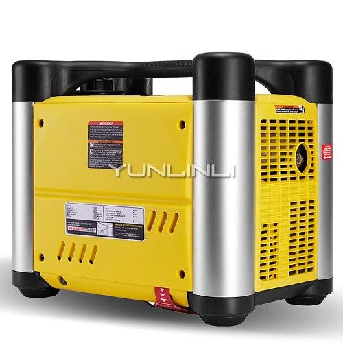 Gasoline Generator 2KW220V Home RV Outdoor Small Digital Inverter Portable Multi-purpose Ultra-quiet Generator 72301i