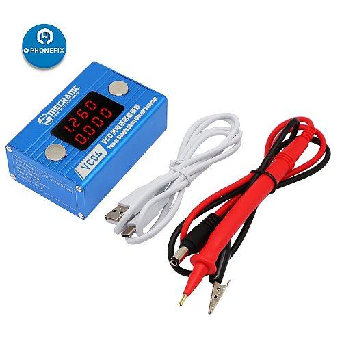 MECHANIC Tools VC04 Short Killer Circuit Detector VCC Power Supply Phone Motherboard Circuit Board Short Circuit Repair Tool Box