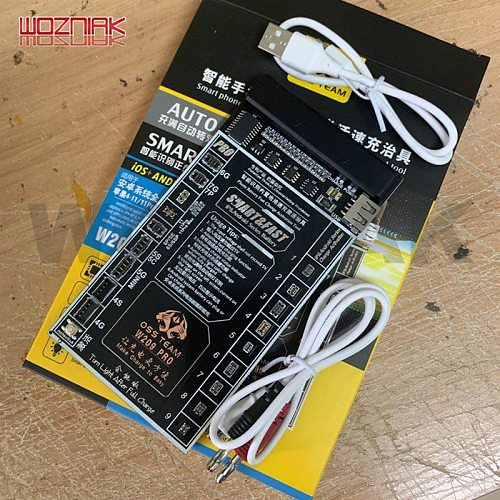 W29 Battery Quick Charging Activation Board Test Fixture for iPhone 11pro max X XS MAX XR 5 6 6s 7 8 for Samsung Huawei Android