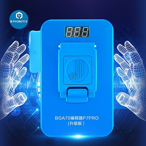 JC Pro1000S JC P7 Pro NAND Programmer for iPhone 6S 6SP 5SE 7 7P iPad Pro NAND SN Read Write iPad Pro Error Repair Tool