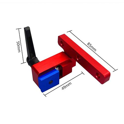 Woodworking Tools Miter Track Stop For 30mm T-track Woodworking Hand Tool Manual Durable Tool Set