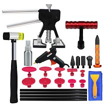 Paintless Dent Repair Dent Removal Car Body Repair Kit To Remove Dent Puller Auto Repair Tools for Car Body