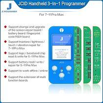 JC V1S Phone Ture Tone Repair Programmer for Phone 7 7P 8 8P X XR XS XS MAX 11 Pro MAX Battery Fingerprint SN Reader
