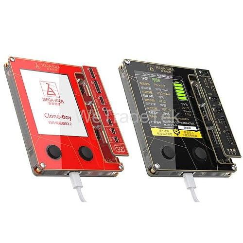 QianLi Mega-Idea LCD Screen True Tone Repair Programmer Vibration/Touch/battery for IP 7 8 XR XS Max Good as Qianli iCopy