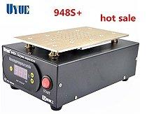 948S+ LCD Separator Machine Build-in Pump Vacuum Screen Repair Machine Kit For Smart Phone iPhone /Samsung Refurbish UYUE