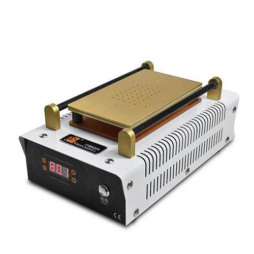 7 Inch Phone LCD Screen Separation Machine Built-in Vacuum Pump Screen Split Steel Hot Plate For Iphone Samsung Repair Tools