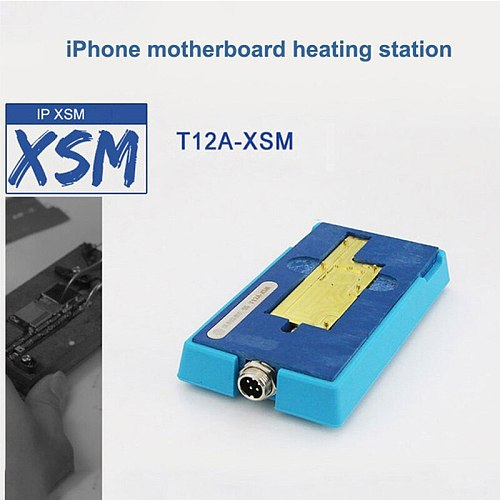 Professional IP Motherboard Separating Heating Station SS-T12A for IP XS XSMAX X IC CPU Disassembly Platform