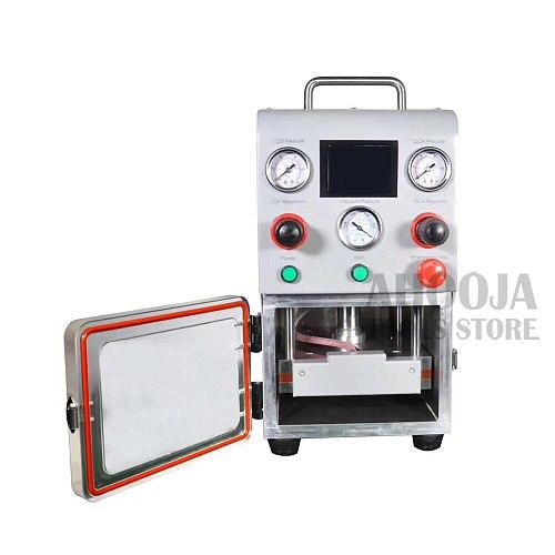UYUE X1 OCA Vacuum Laminating Machine LCD Touch Screen Repair For Samsung Edge iPhone Screen Refurbish Repair Need External Pump