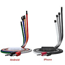 Qianli Power Cable Supply  Line for IP XS MAX XS X 8P 7 6S 6 Android HUAWEI XIAOMI VIVO OPPO One Button Boot Control line