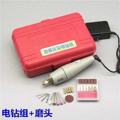 mini electric drill Professional Military Gundam Model Assembled Tool kit Assembler Making Tools for DIY