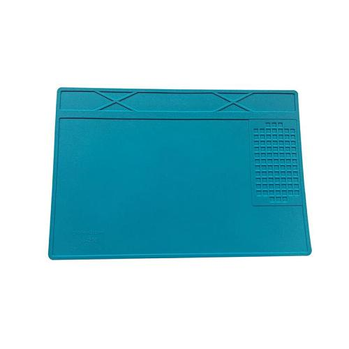 Heat Insulation Silicone Pad 310*210MM Silicone Repair Insulation Pad Soldering Station Pad To Make Your Repair Work Easy