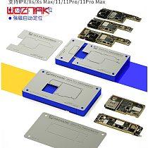 Mechanic IBGA PRO Position Tin Platform For Mid Level Motherboard for X XS XSMAX 11 11Pro 11ProMax
