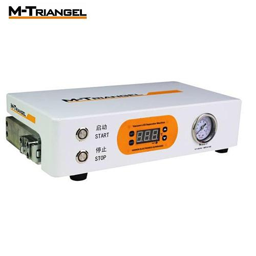 Flat Screen Lcd Bubble Remover Machine High Pressure Lcd Refurbishment 220v/110v 7inch Screen Need External Pump M-triangel M1M2