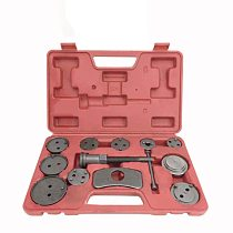 12pcs Universal Auto Car Precision Disc Brake Caliper Wind Back Tool Kit Brake Pad Brake Pump Brake Piston Car Repair Tool Kit
