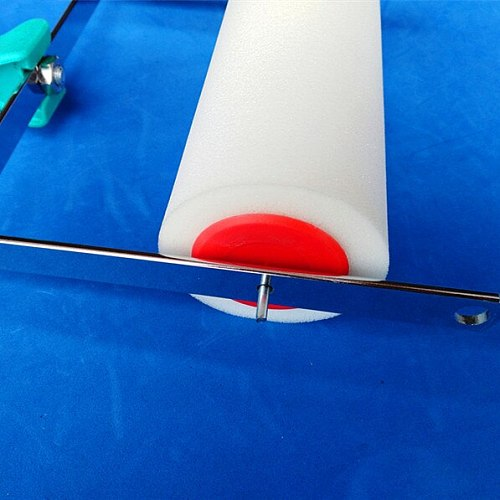 DIY wall decor tools set, 7 inch DIY 3D hand grip applicator plus