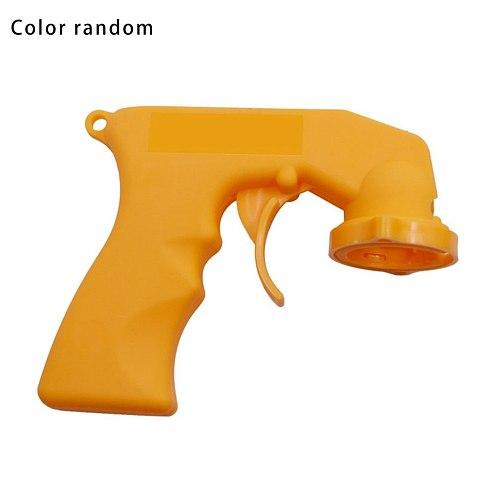 Car Paint Spray Tool Professional Aerosol Spray Gun Handle Adapter Full Grip Handle Trigger Airbrush For Painting