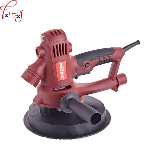 1PC DPAI-180D Handheld dust-free metope buffing machine self-priming dust-free wall putty sanding grinding machine 220V 1250W