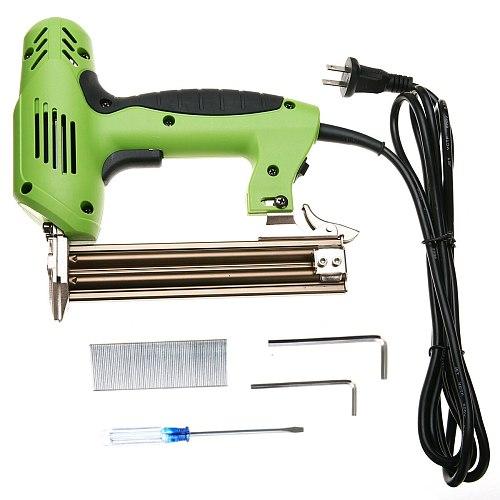 Nail Gun Framing Tacker Electric Nails Staple Gun 220V 1200/2000W Power Tool Stapler Gun for Woodworking Furniture