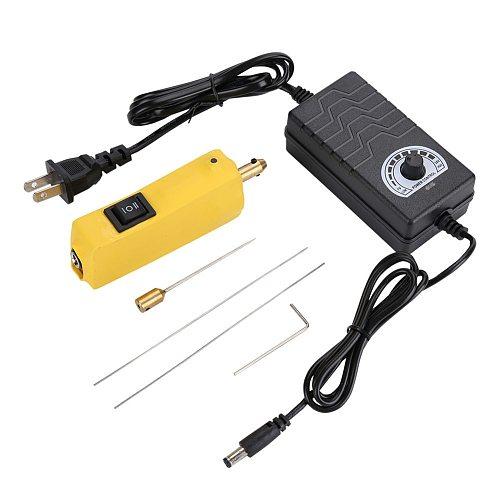 Hot Glue Clean Machine CJ6+ 100-240V US OCA Glue Remover Tool For Mobile Phone LCD Screen Repair With Electro-Motor US Plug
