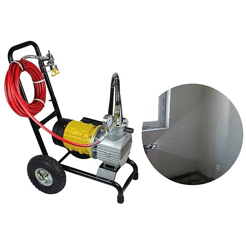 960 model Electric High Pressure Airless Paint Sprayer , Painting Machine, 12L flow,with double  spray gun
