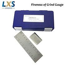Measure Range 0-15um Single Groove stainless steel Scraper fineness meter BGD241/0 For coating