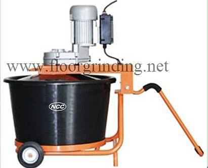 NCCTEC small light mortar mixer | epoxy paint cement mixing machine | 220V 50HZ single phase