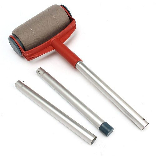 Paint Roller Multifunctional Household Use Wall Decorative Paint Roller DIY Easy To Operate Painting Brush Painting Tools