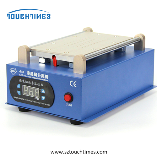 TBK-988 Built-in Vacuum Pump LCD screen Splitter Touch Screen Separator Machine For Mobile Phone screen Repairing