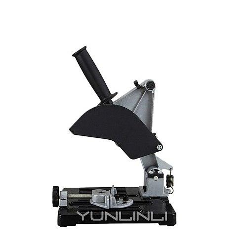 Fixed Angle Grinder Stand Polisher Grinder Universal Bracket Multi-function Cutting Machine Holder Support Bracket LYL-02