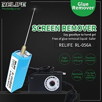 RELIFE RL-056A Glue remover for LCD OLED Screen OCA LOCA Glue Remover Machine  for Phone Screen Repair Repair