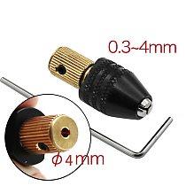 2mm 2.35mm 3.17mm 4mm 5mm  Electric motor shaft Mini Chuck Fixture Clamp Small To Drill Bit Micro Chuck fixing device