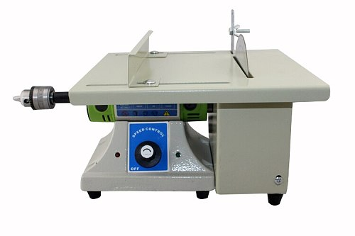 Portable Mini Little Table Saw Multi-functional Jade Carving Machine Grinding Polishing Machine DIY Tool 220V