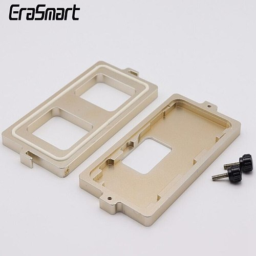 For Iphone XS MAX clamping mold glass frame press holding mold clamp mold cracked glass frame lcd screen