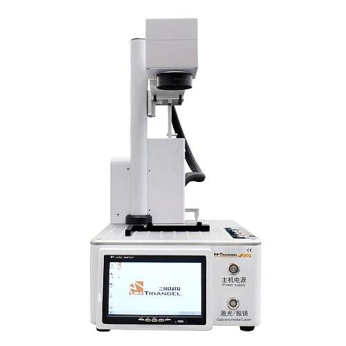 M-Triangel Pgones 20W With PC High Speed Laser Engraving Machine  DIY CNC Laser Engraver Printer Wood Burning Tools