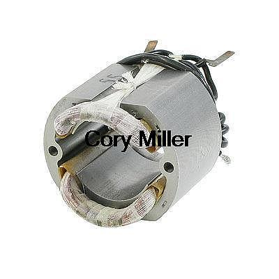 AC220V Stainless Steel Shell 4 Cables Electric Motor Stator/Electric Motor Rotor for Hitachi DU-10