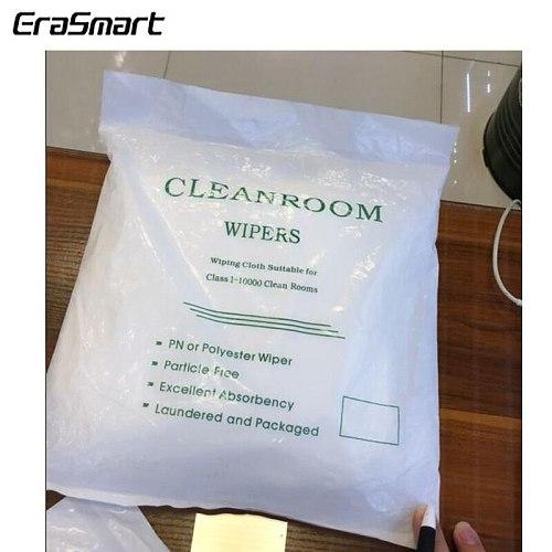 High Quality 6 X6  Soft Sub Microfiber Dustless Cloth Clean Room Wiper
