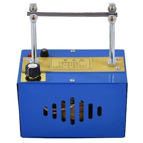 RQ3 Hot Cutting Machine Hgh-quality 4 Files Temperature Adjustment Trademark Ribbon Cutting Machine 220V 100W, Up to 900 Degrees