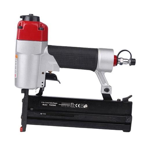 2020 VIHIGCY 2 in1 Cordless Brad Nailer Kit Pneumatic Air Nail Gun and Stapler Lightweight Electric Repair Tools