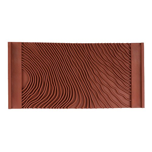 Imitation Painting Tool Brush Roller Wood Grain DIY Wall Texture Graining Rubber Pattern Art Durable Home Decoration Practical