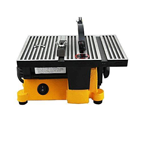Mini Table Saw Bench Metal stone wood cutting machine Electric cutting machine 220V