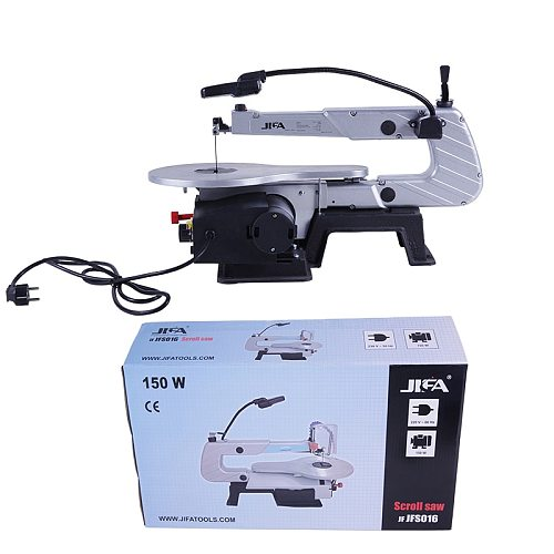 Desktop Wire Saw DIY Wire Cutting Machine Electric Curve Saws Woodworking Tools with English Manual S016